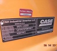 2016 Case SR270 Thumbnail 8