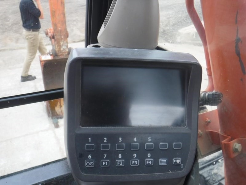 2011 Hitachi ZX75US-3 Image 24