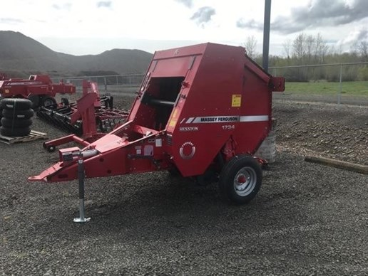 Baler-Round For Sale: 2018 Mas[...]