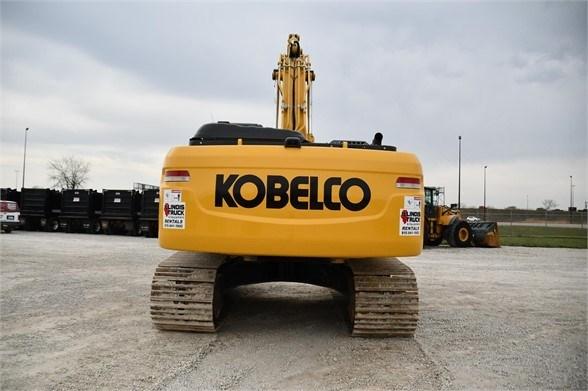 2018 Kobelco SK350 LC-10 Image 11