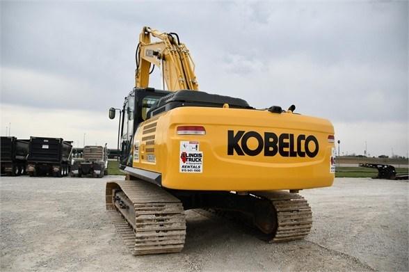 2018 Kobelco SK350 LC-10 Image 12