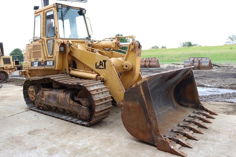 1997 Caterpillar 963B Image 1