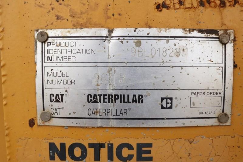 1997 Caterpillar 963B Image 21