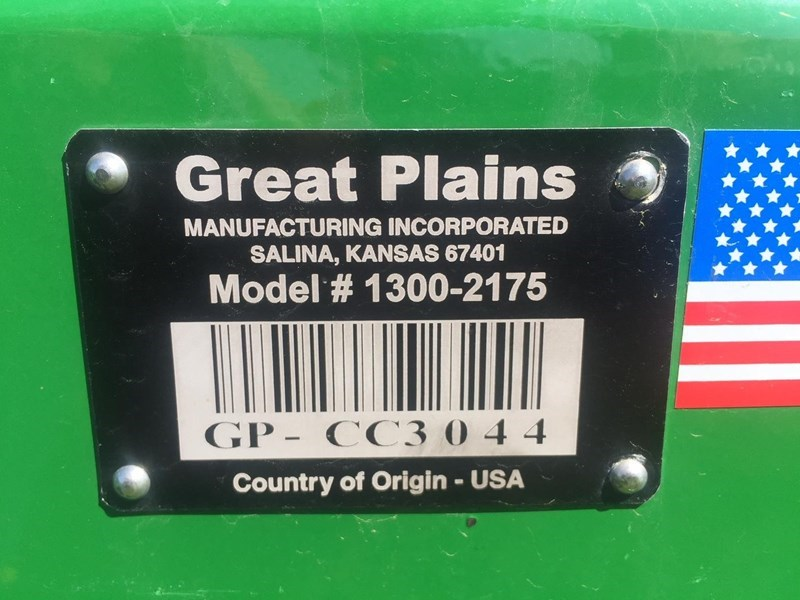 2018 Great Plains 1300 Image 4
