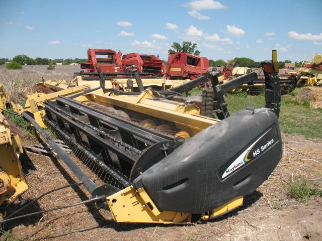 New Holland 18HS Header-Windrower For Sale