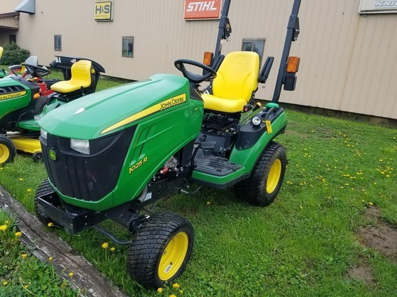 2013 John Deere 1025R Tractor For Sale