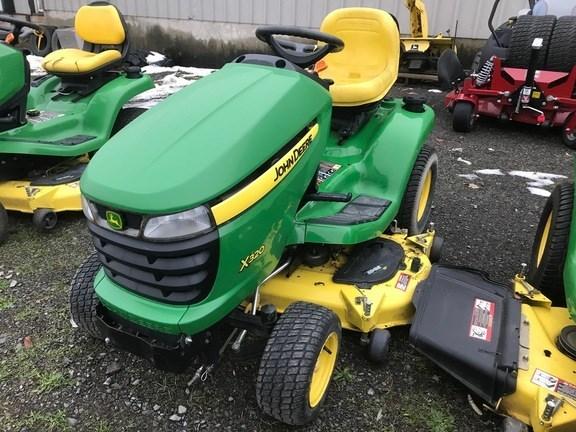 2013 John Deere X320 Lawn Mower For Sale