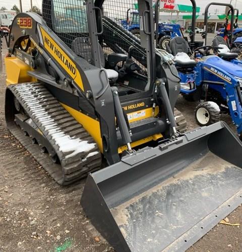 2018 New Holland C238 Skid Steer For Sale