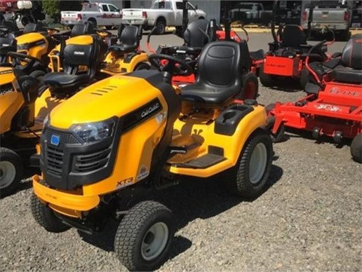 Riding Mower For Sale: 2018 Cu[...]