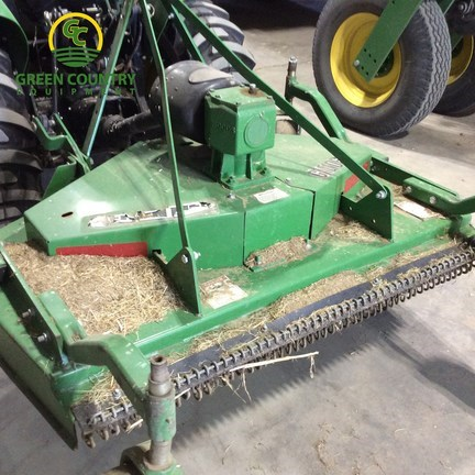 2010 John Deere GM1060R Rotary Cutter For Sale Green Country