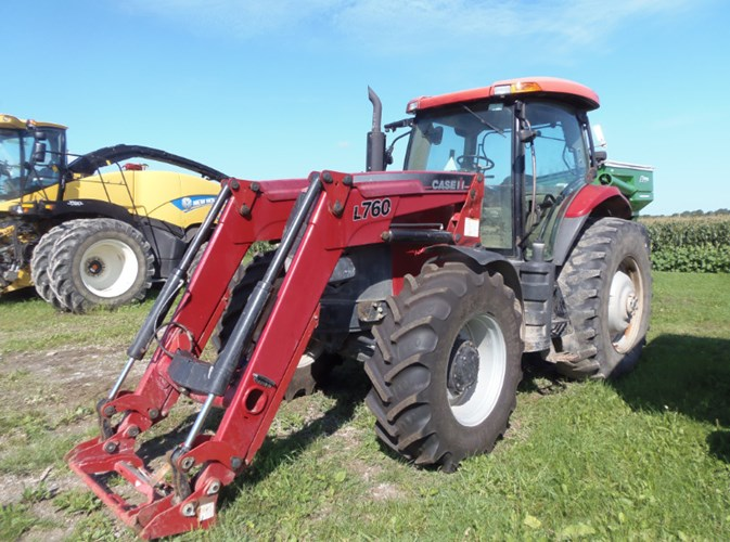 2010 Case IH Puma 155 Tractor For Sale