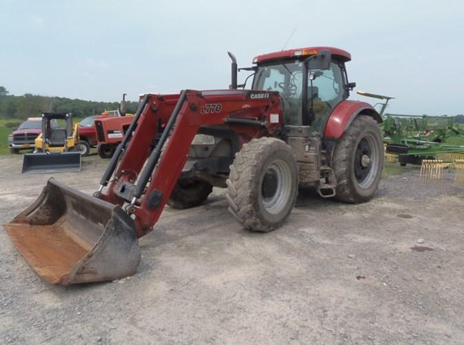 2013 Case IH Puma 170 Tractor For Sale