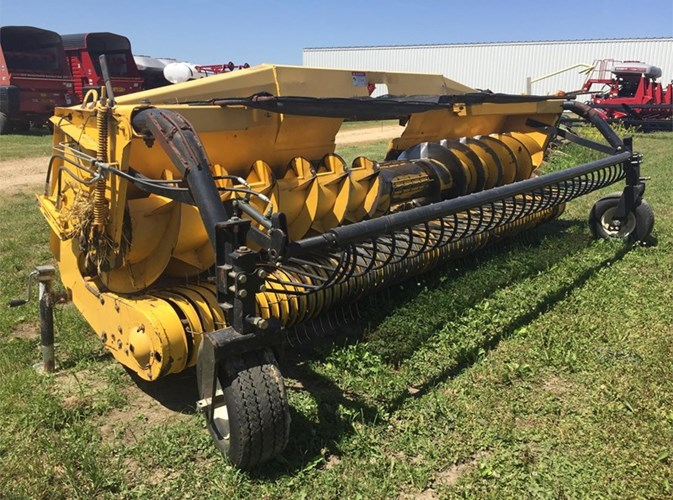 New Holland 366W Forage Head-Windrow Pickup For Sale
