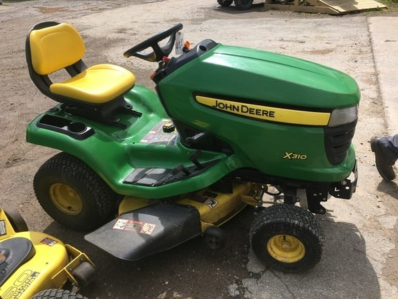 2013 John Deere X310 Riding Mower For Sale