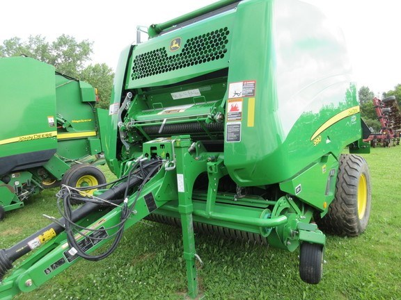 2016 John Deere 990 Baler-Round For Sale