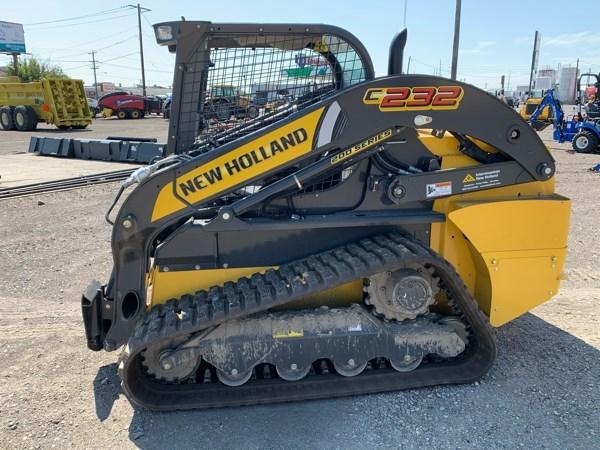 2018 New Holland C232 Skid Steer For Sale