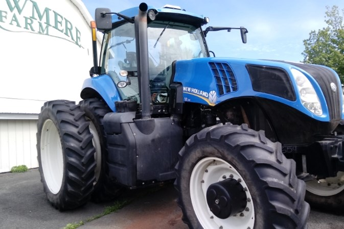 New Holland T8.330 Tractor For Sale