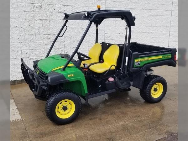2012 John Deere Gator Xuv 855d Utility Vehicle For Sale