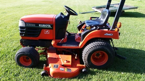 2003 Kubota BX2200 Tractor For Sale