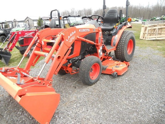 2016 Kubota B2301 Compact Utility Tractor For Sale