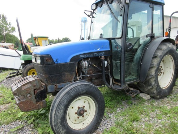 2002 New Holland TN75F Tractor For Sale