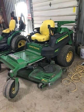 2015 John Deere Z997R Riding Mower For Sale