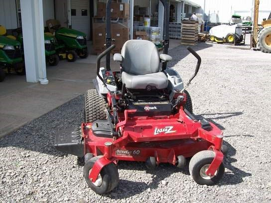 2011 Exmark LZX29EKC606SS Riding Mower For Sale