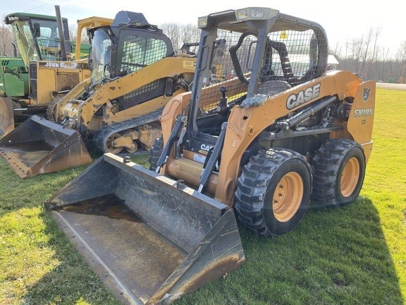 2013 Case SV185 Skid Steer For Sale