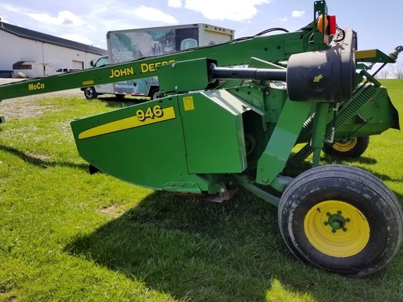 2011 John Deere 946 Mower Conditioner For Sale