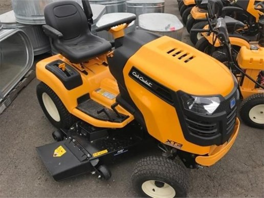 Riding Mower For Sale: 2017 Cu[...]