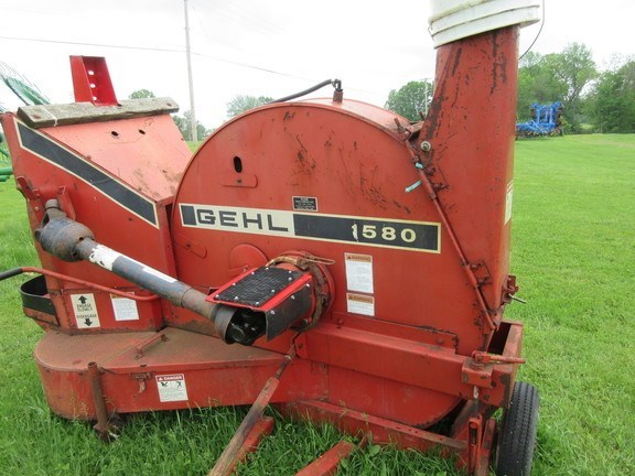1985 Gehl FB1580 Forage Blower For Sale