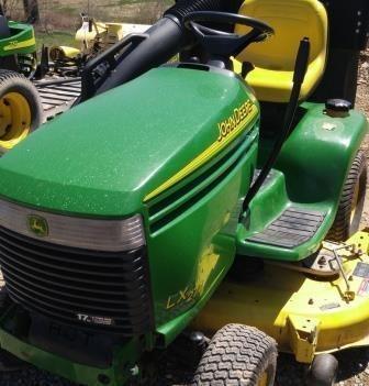 2003 John Deere LX277 Lawn Mower For Sale