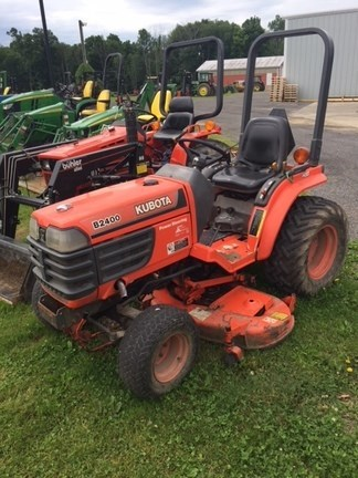 1997 Kubota B2400 Tractor For Sale
