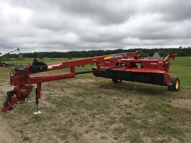 2013 New Holland H7450 Disc Mower For Sale