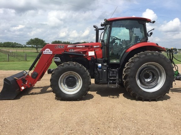 2015 Case IH Maxxum 125 MC Tractor For Sale