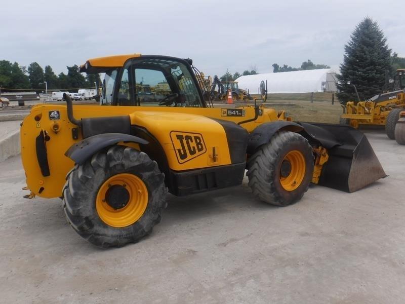 JCB 541-70 AGRI PLUS Image 4