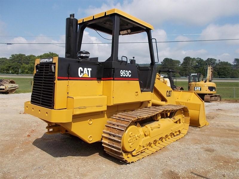 1997 Caterpillar 953C Image 2