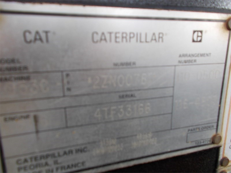 1997 Caterpillar 953C Image 12
