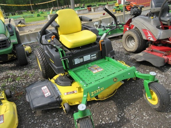 2017 John Deere Z535M Zero Turn Mower For Sale