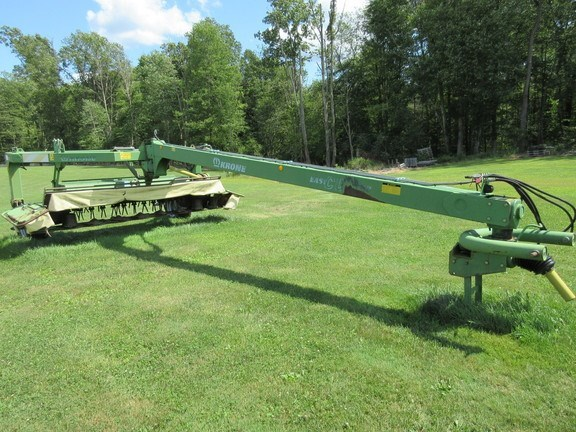 2002 Krone EC-4013CV Mower Conditioner For Sale