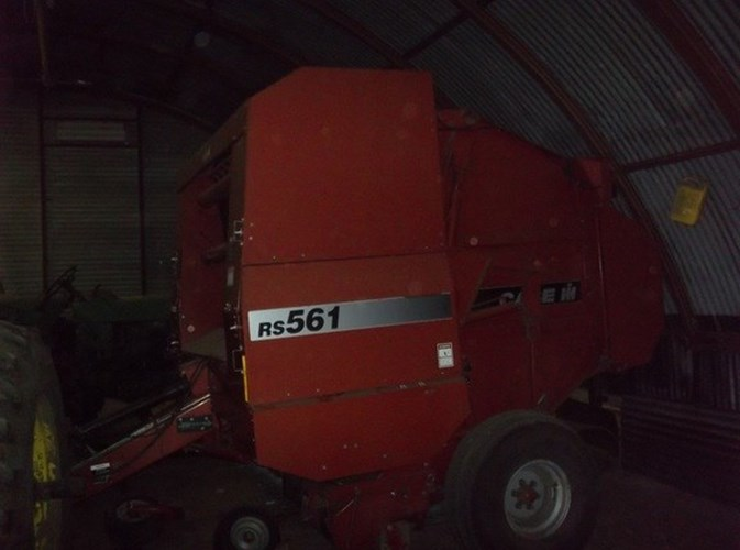 1999 Case IH RS561 Baler-Round For Sale » Plains Equipment Group
