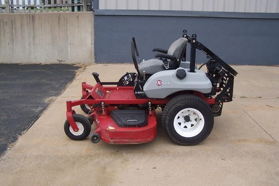 2012 Exmark PNS740KC604 Riding Mower For Sale