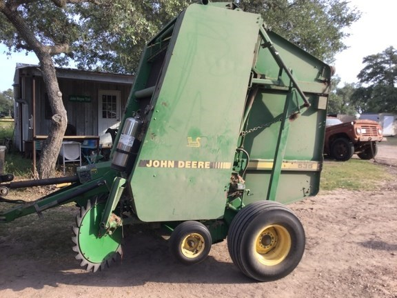 1995 John Deere 535 Baler-Round For Sale