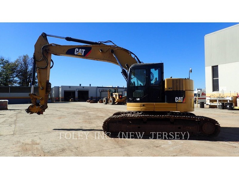 2010 Caterpillar 321DLCR Image 2
