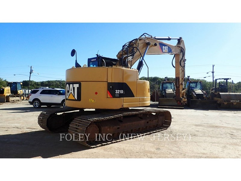 2010 Caterpillar 321DLCR Image 3