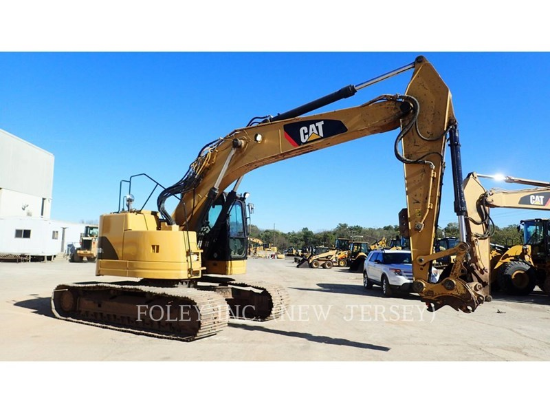 2010 Caterpillar 321DLCR Image 5