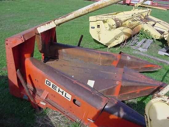 Gehl TR3038 Forage Head-Row Crop For Sale