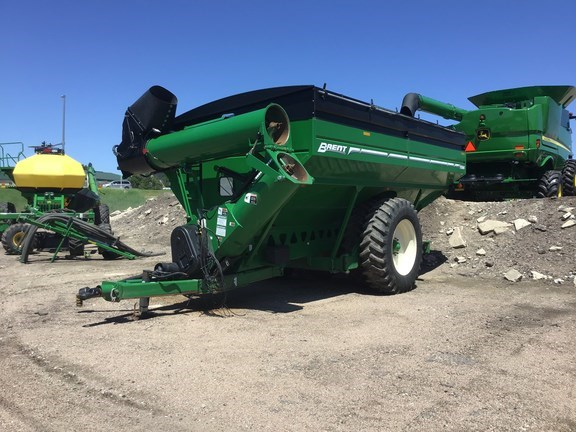 2013 Brent 1196 Grain Cart For Sale