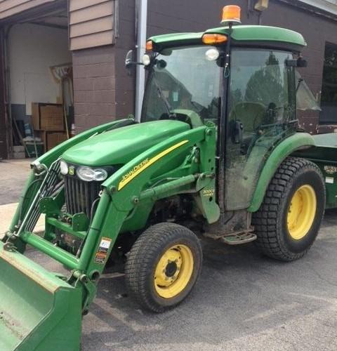 2008 John Deere 3520 Tractor For Sale