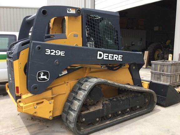 2013 John Deere 329E Skid Steer-Track For Sale